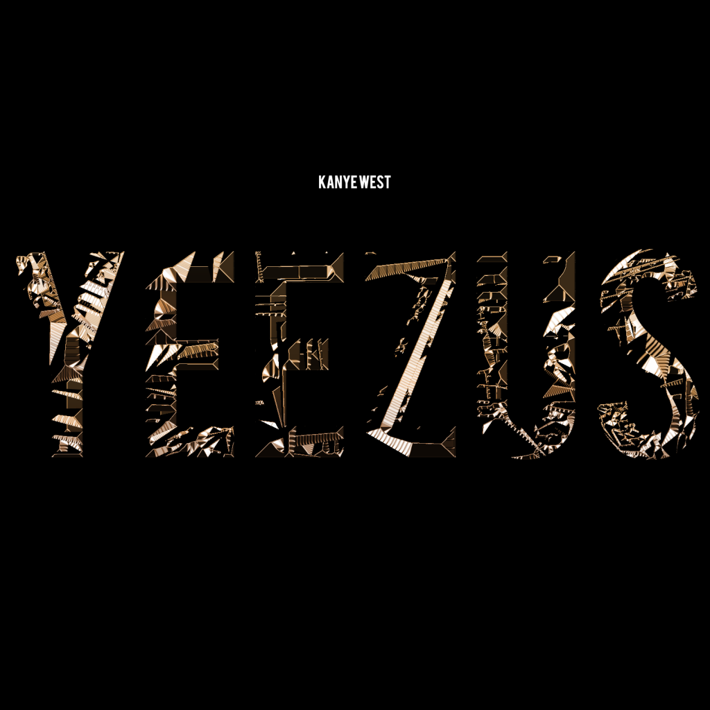 Yeezus Outside Back Cover