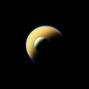 APTOPIX Saturn Pictures