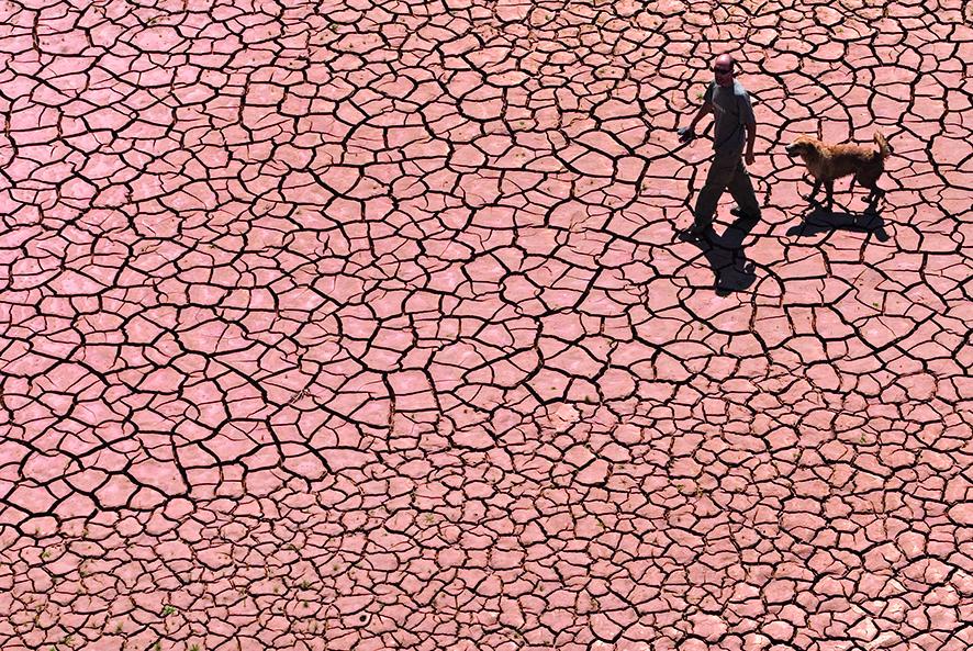 SPAIN CLIMATE SCENE