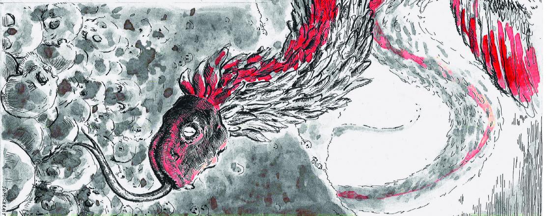 Bestiarium – Quetzalcoatl