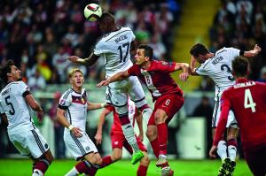 Germany Poland Euro Soccer