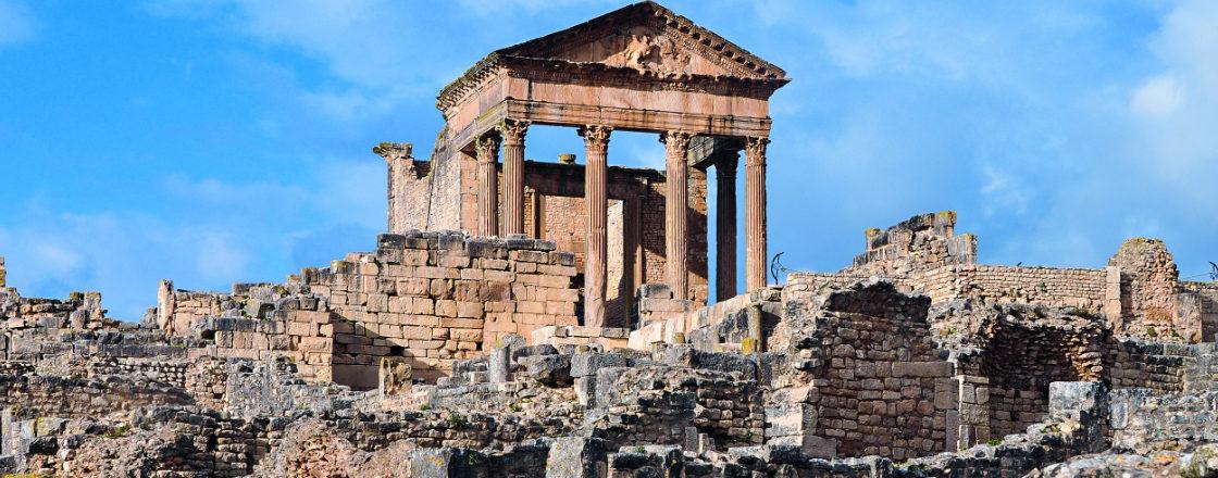 Tunisko – Križovatka kultúr