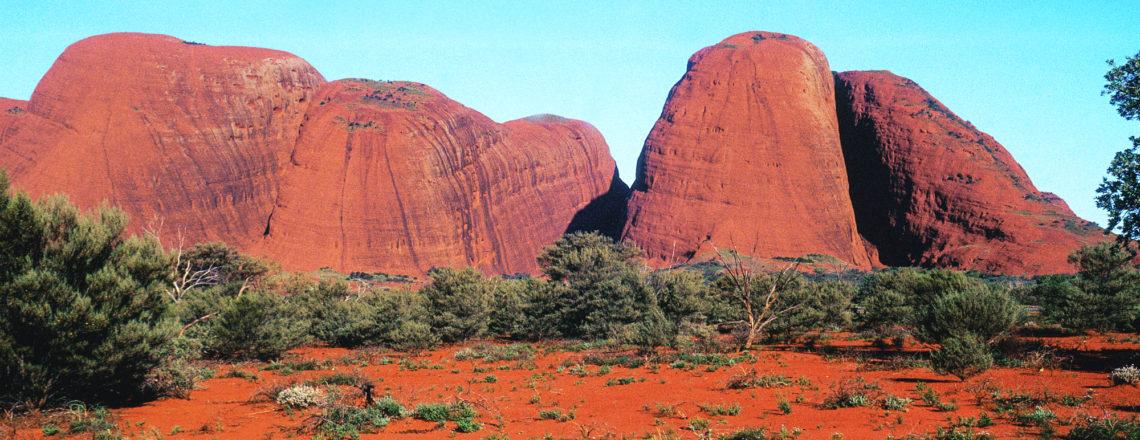 Červené obry Austrálie